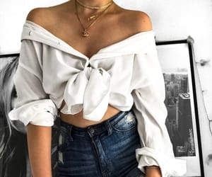blouse, chanel, and fall image