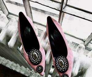 fashion, heels, and hermes image