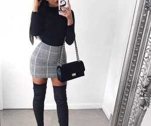 fashion, luxury, and outifts image