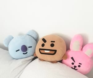 bt21, bts, and aesthetic image