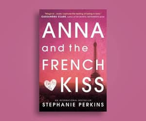 article, bookish, and anna and the french kiss image