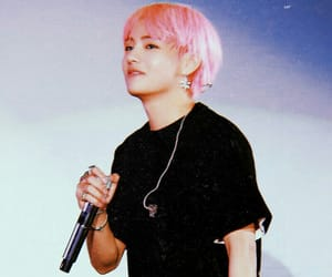 concert, pink, and tour image