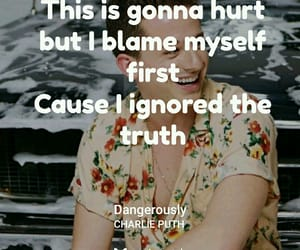 Lyrics, music, and charlie puth image