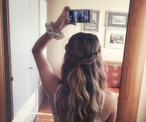 girls, love, and hair image