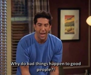 friends, ross geller, and bad image