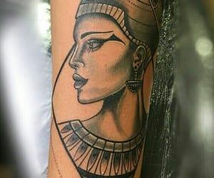 arm tattoo, tattooed, and female tattoos image