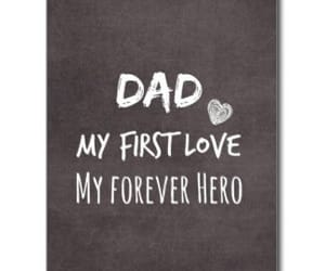 dad, quotes, and love image