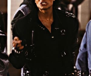 bad, iconic, and king of pop image