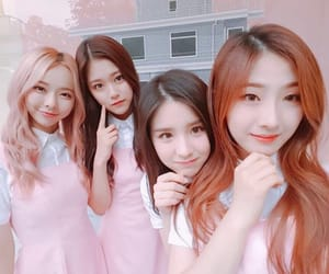 article, wjsn, and kpop image