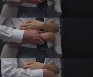 couple, hug, and Korean Drama image