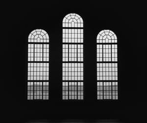 architecture, b&w, and black and white image