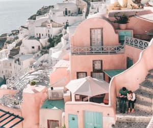 city, summer, and Greece image