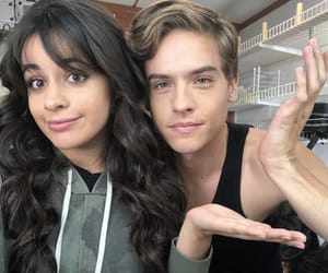camila cabello and dylan sprouse image