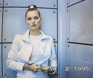 1995, 90's, and kate moss image