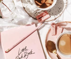 coffee, espresso, and notebook image
