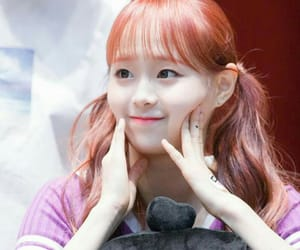 chuu and [180825 fansign] loona image