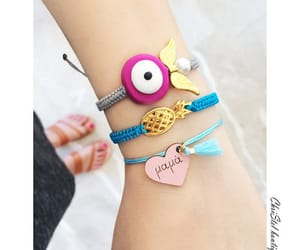 etsy, fashion, and evil eye jewelry image