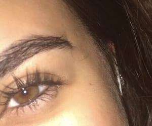 cateye, eyelash, and eyeliner image