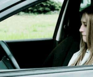 actress, cars, and gif image