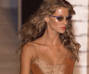 fashion, model, and Gisele Bundchen image