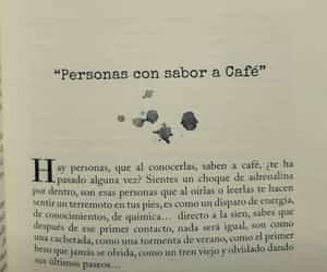 cafe, frases, and quotes image