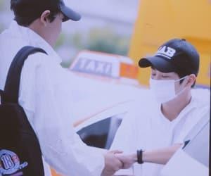 exo, kim min seok, and minseok image