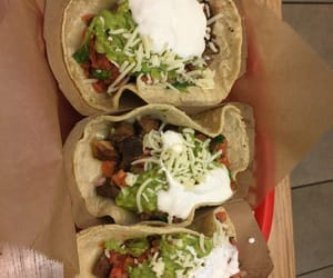 Chicken, steak, and tacos image