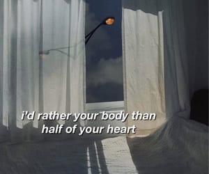 Lyrics, song, and text image
