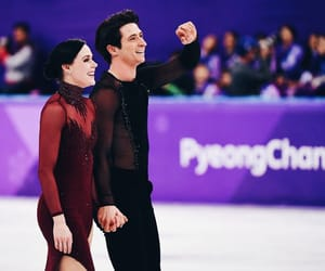 scott moir, virtuemoir, and tessa virtue image