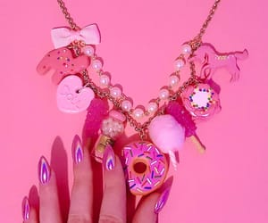 aesthetic, candy, and barbie image