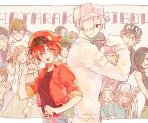cells at work image
