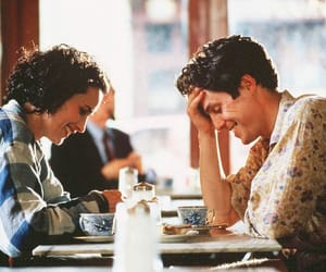 couple, movies, and hugh grant image
