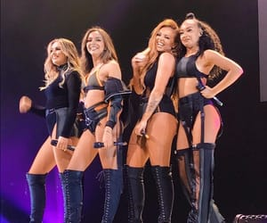 Little Mix at the DWT 🖤