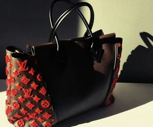 bag, fashion, and louis vutton image