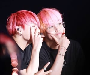 goals, loveyourself, and vkook image