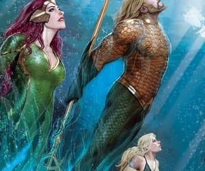 aquaman, orin, and dc comics image