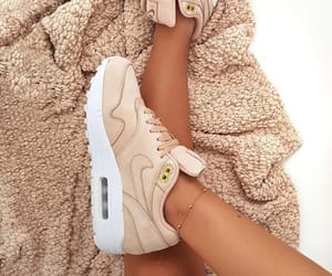 fashion, nike, and shoes image