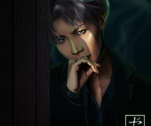 bts, jung hoseok, and bangtan boys image