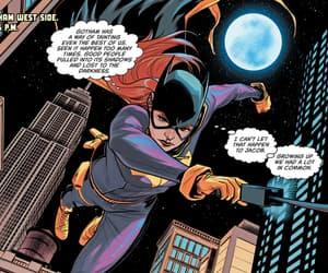 batgirl, comics, and c: rebirth image