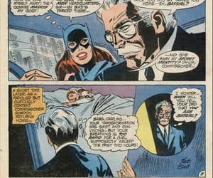 batgirl, jim gordon, and comics image