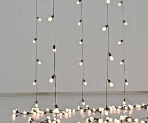 aesthetics, lights, and tumblr image