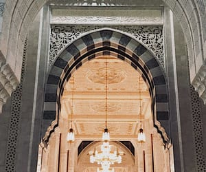 allah, architecture, and deco image