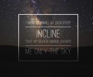 downhill, lincoln, and Lyrics image