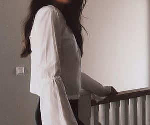 autumn, blouse, and fall image
