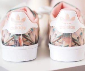 fashion, tennis, and adidas image