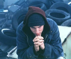 eminem, 8 mile, and slim shady image