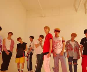 Chan, unb, and boys group image