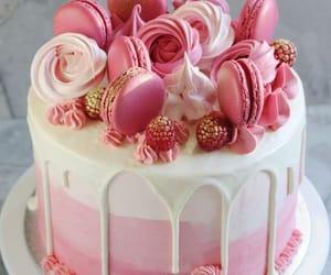 cake, birthday, and sweet image