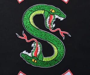 riverdale, serpents, and south side image
