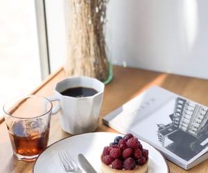 coffee, coffee shop, and dessert image
